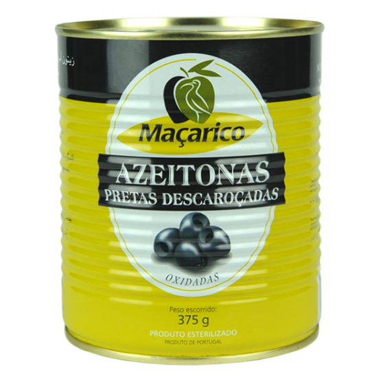 Pitted Ripe Olives 375 g