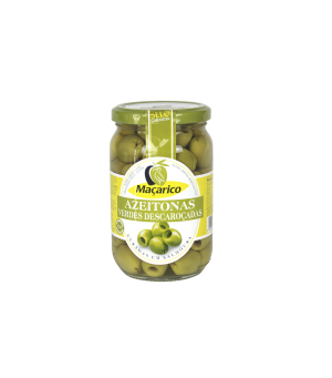Pitted Green Olives 165 g
