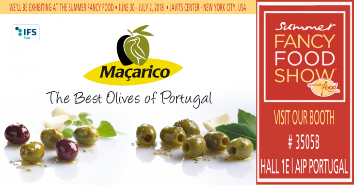 Maçarico marca presença na Summer Fancy Food 2018
