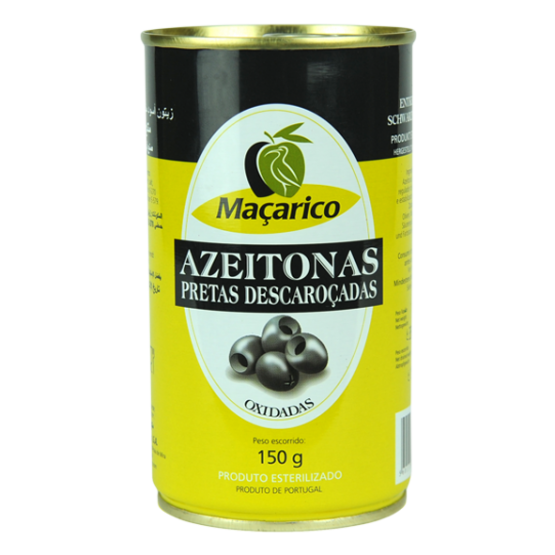 Pitted Ripe Olives 150 g