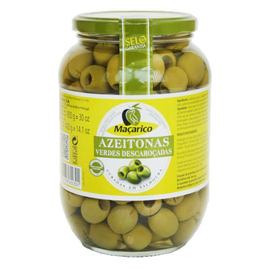 Azeitonas Verdes Descaroçadas 400 g