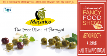 Maçarico will be exhibiting at Summer Fancy Food 2018