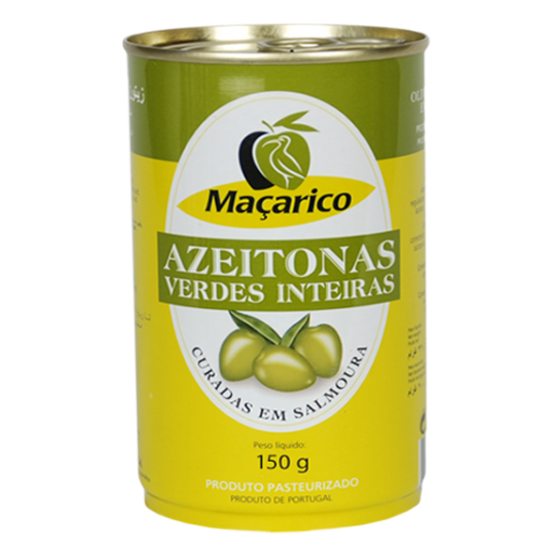 Whole Green Olives 150 g