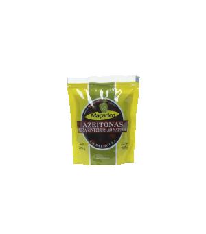 Whole Galega Black Olives 100 g