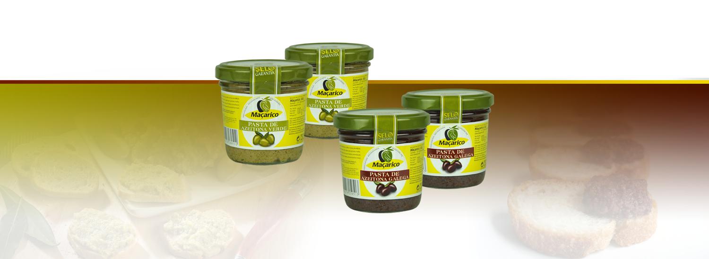 Galega Olive Paste