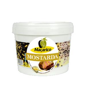 Condimento de Mostarda 3,5 kg
