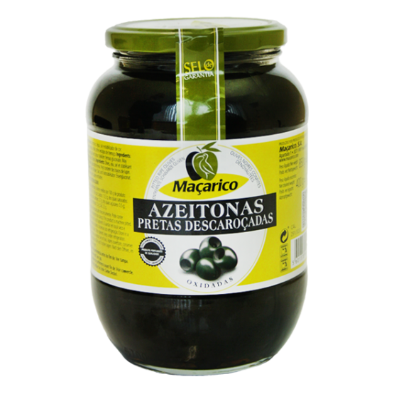 Pitted Ripe Olives 400 g