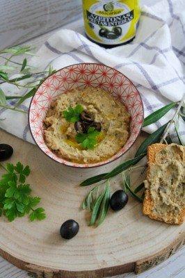 Black Olive Humus