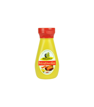 Hot Mustard Condiment 250g
