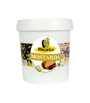 Condimento de Mostarda 5 kg