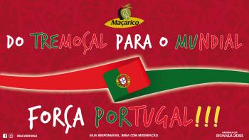 Celebre o Mundial ao sabor dos tremoços Maçarico!