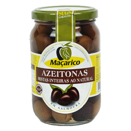 Whole Tree-Ripened Olives 210 g