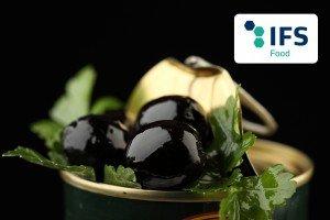 2013 – Certificação IFS Food