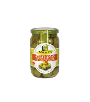 Green Olives Stuffed with Pimiento Paste 200 g