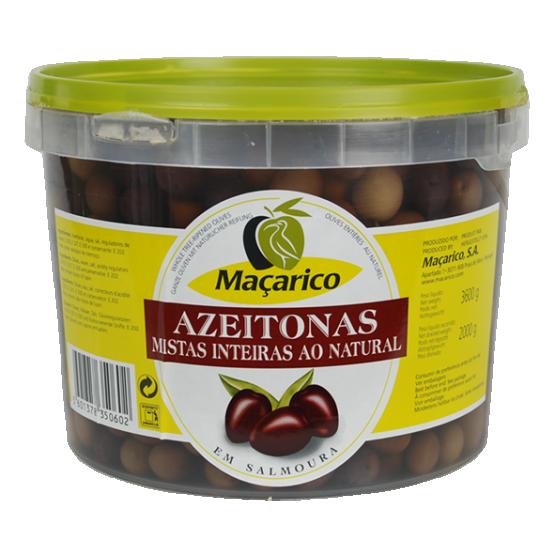 Whole Tree-Ripened Olives 2 kg