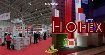 Maçarico na SIAL - Canadá e HOFEX - Hong Kong