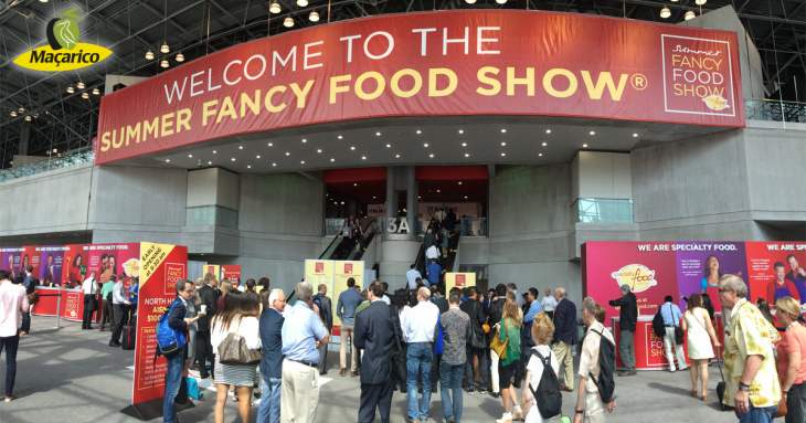Summer Fancy Food 2019 on the way of Maçarico